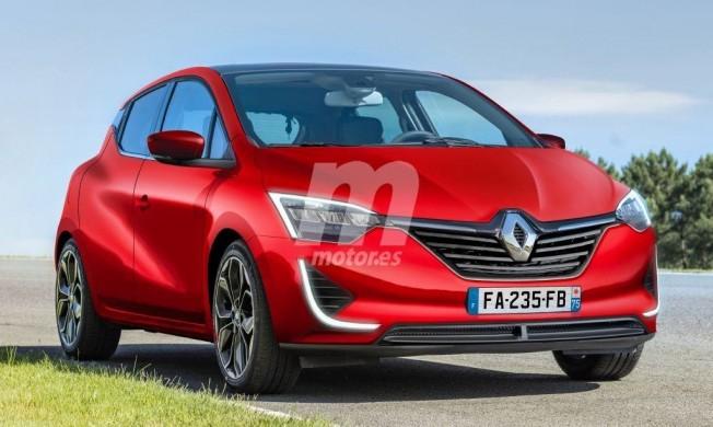 Asi Sera El Nuevo Renault Clio De Quinta Generacion Motor Es