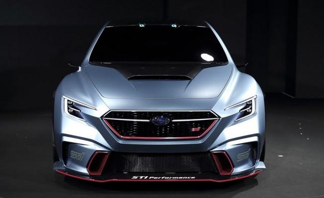 Subaru Viziv Performance STI Concept - frontal