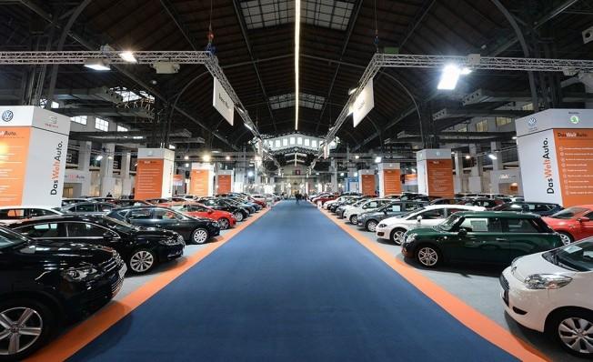 Ventas de coches de ocasión jóvenes en 2017