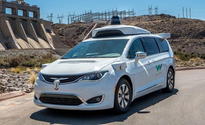 Waymo - prototipo de coche autónomo