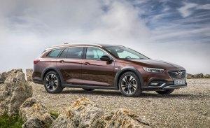 El equipamiento Exclusive llegará al Opel Insignia Country Tourer en primavera