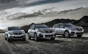 Regresa la edición Crossway de Peugeot: ahora para el 2008, 3008 y 5008