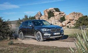 El nuevo BMW X3 suma la versión sDrive18d como opción de acceso diésel