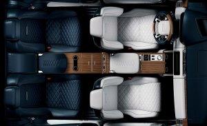 Adelanto del Range Rover SV Coupé, el nuevo SUV de lujo de Land Rover