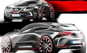 Nissan, ya que perdemos al Pulsar, ¿qué tal sustituirlo por algo así?
