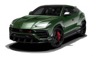 El nuevo Lamborghini Urus recibirá pronto un paquete de mejoras de TopCar