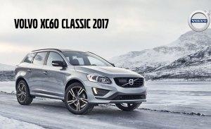 Suecia - Diciembre 2017: El viejo Volvo XC60 se proclama líder del año por sorpresa