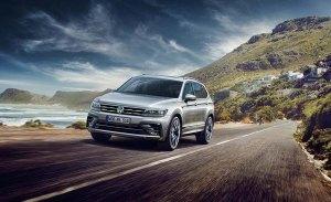 Volkswagen Tiguan Allspace R-Line: un plus de deportividad
