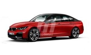 El futuro BMW i3 será la versión eléctrica del nuevo Serie 3