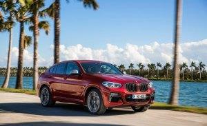 BMW X4 2018: instinto deportivo e imagen refinada