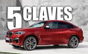 Las 5 claves del BMW X4 2018: una renovación esperada y necesaria