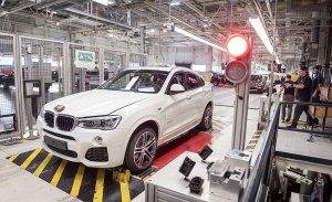 Fabricada la unidad 200.000 del BMW X4 de primera generación