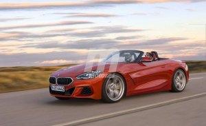 Así será el BMW Z4 2018, la nueva generación del roadster llegará este año