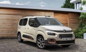 Citroën Berlingo 2018: desvelada oficialmente la nueva generación