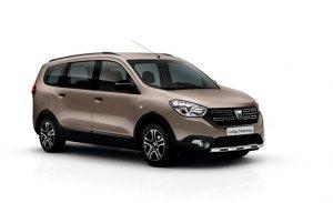 Dacia Lodgy SL Nómada, una serie especial con extra de personalidad