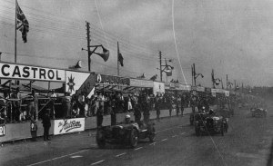 La historia de Le Mans: el Alfa Romeo 8C tipo Le Mans (1931-1934)