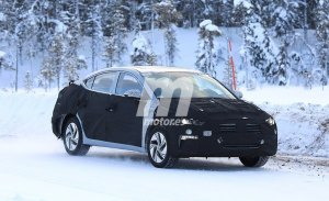 Hyundai ya está trabajando en el nuevo Elantra