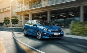 El nuevo Kia Ceed 2018 será electrificado con una versión semihíbrida