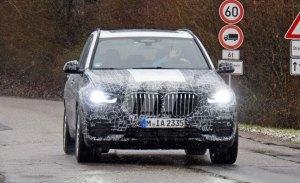 La nueva generación del BMW X5 se destapa en la fase final de pre-producción