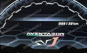 Lamborghini Aventador SVJ: el nuevo SuperVeloce se llamará Jota