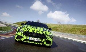 Mercedes avanza el nuevo AMG GT Coupé de cuatro puertas a unas semanas de su debut en Ginebra