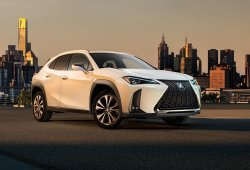 El nuevo Lexus UX se desvela antes de su paso por Ginebra
