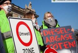 Alemania sienta un precedente legal para limitar la circulación de los diésel