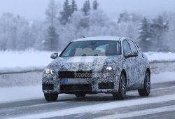 La nueva generación del BMW Serie 1 ya deja ver su nueva imagen trasera