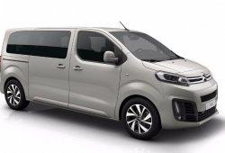 La gama del Citroën SpaceTourer gana nuevas versiones de 150 CV