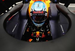 """Ricciardo se ve arriba: """"Hay potencial y ya pudimos hacer tandas largas"""""""