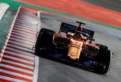 Así te hemos contado el día 3 del test F1 pretemporada en el Circuito de Barcelona
