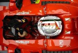 Ferrari arranca por primera vez su motor de 2018