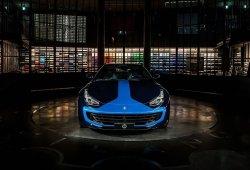 Garage Italia Customs crea un Ferrari GTC4Lusso único para Lapo Elkann