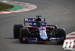 Honda presume de fiabilidad en su debut con Toro Rosso