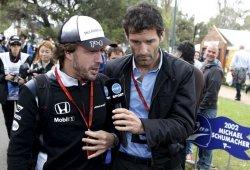 Webber duda que a McLaren le entusiasme la presencia de Alonso en el WEC
