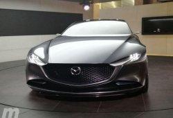 Mazda presentará el Kai Concept y el Vision Coupe Concept en Ginebra 2018