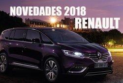 Renault prepara una avalancha de novedades en sus motores para 2018