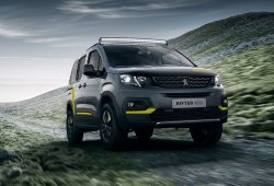 Peugeot Rifter 4x4 Concept: espíritu aventurero y capacidad off-road