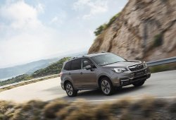 Subaru Forester 2018: precios y detalles de la renovada gama española