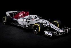 Sauber presenta el C37 que inicia su asociación con Alfa Romeo