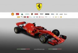 Scuderia Ferrari desvela su F1 de 2018: el SF71H