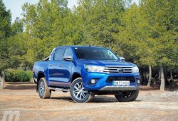 Prueba Toyota Hilux 2018, compañero de trabajo y de aventuras (con vídeo)