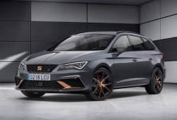 SEAT León ST Cupra R: el familiar se radicaliza
