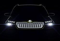 Skoda Vision X Concept, un crossover capaz de usar GNC, gasolina y electricidad