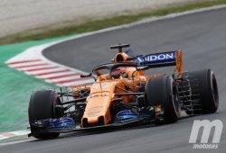 """Vandoorne le da el visto bueno al McLaren: """"Sensaciones muy positivas"""""""