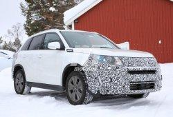El Suzuki Vitara 2018 regresa al norte de Europa para enfrentarse a la nieve