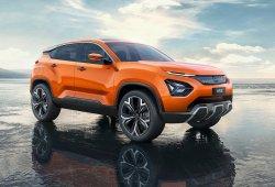 TATA H5X Concept: un vistazo al futuro de los SUV