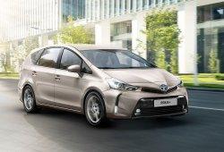 Llega el Toyota Prius+ 2018 con un equipamiento de serie más completo