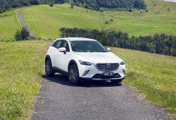 Australia - Enero 2018: El Mazda CX-3 iguala su récord