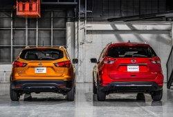 Estados Unidos - Enero 2018: El dúo Nissan Qashqai y X-Trail hace historia